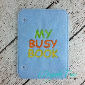 Busy Book1