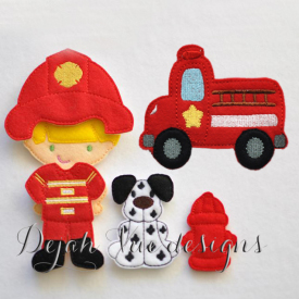 fireman accessories