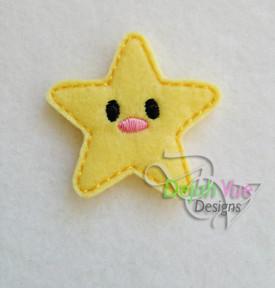 LSOH Star Feltie DVD