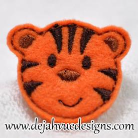 Tiger Feltie DVD